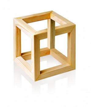 Unreal cube.
