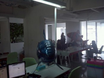 @thinkweb versus the flying fish..