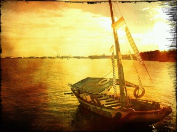 Perahu itu..